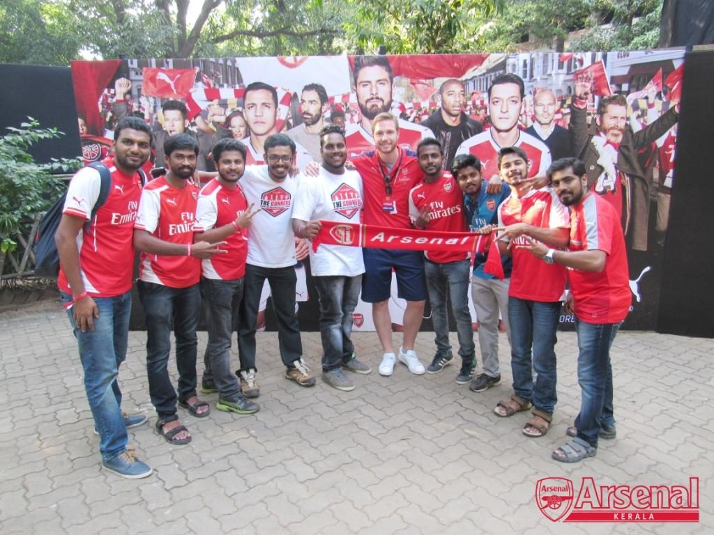 arsenal kerala aksc in mumbai